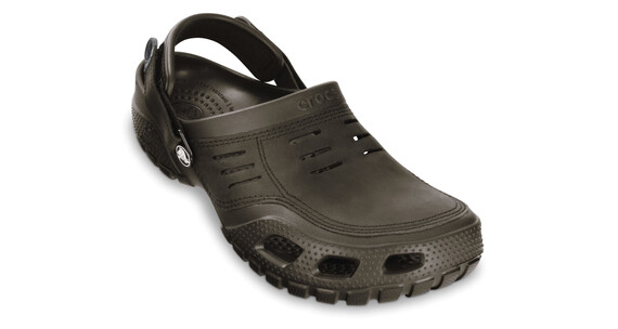Crocs Yukon Sport Sandalen Heren bruin